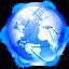 Imagem do globo terreste