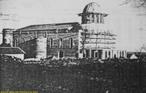 Construção da igreja de São Francisco de Assis