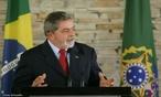 Fotografia do Presidente Luis In�cio &quot;Lula&quot; da Silva, primeiro presidente eleito vindo das classes populares brasileiras. <br/> <br/> Palavras-chave: Lula, presid�ncia, poder, pol�tica, Estado moderno, classes sociais, pol�tica.