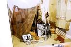Barraca de campanha –Utilizada pelo Exército brasileiro durante a II Grande Guerra. <br/> <br/> Palavras-chave: poder, política, ideologia, segunda guerra, pracinhas, exército,