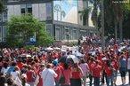 Paralisa��o de servidores municipais em Curitiba 2009. <br/> <br/> Palavras-chave: servidor p�blico, movimentos sociais, greve, Curitiba, sindicato, direitos, cidadania, pol�ticas p�blicas, trabalho, produ��o, classes sociais, pol�tica.