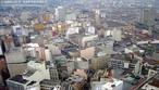 Centro da cidade de S�o Paulo - A Avenida Paulista, centro do capitalismo nacional. <br/> <br/> Palavras-chave: S�o Paulo, centros financeiros, capitalismo, trabalho, produ��o, classes sociais, desigualdade, urbaniza��o.