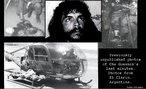 Fotos de Che Guevara antes e depois de sua morte. <br/> <br/> Palavras-chave: Che, revolu��o, Am�rica Latina, guerrilheiro.