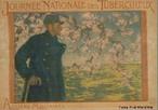 Este cartaz tem como tema os velhos combatentes franceses. Na figura o velho soldado olha o horizonte, a sua volta cercada de flores a esperan�a pela paz.  <br/> <br/> Palavras-chave: imperialismo, poder, ideologia, guerra mundial, m�dia, coer��o, manipula��o midi�tica, analfabetismo midi�tico.