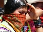 Manifestação em Chiapas (México) contra a impunidade em relação ás atrocidades sociais cometidas na região. <br/> <br/> Palavras-chave: Chiapas, movimentos sociais, cidadania, direitos.
