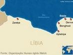 O início de 2011 está sendo registrado como um período de grandes transformações no Mundo Árabe. Na Líbia várias manifestações tem acontecido e a cidade de Benghazi tem sido um dos focos de manifestação contra o governo que há 30 anos está no poder. <br/> <br/> Palavras-chave: Mundo árabe, manifestações, poder, relações de poder, ditadura, Estado.