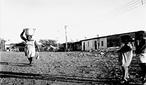 Canudos, o famoso arraial outrora liderado por Antônio Conselheiro, agora a falta de água influenciando o modo de vida das pessoas. <br/> <br/> palavras-chave: canudos, poder, política, movimentos sociais, direito, cidadania, pobreza, movimentos agrários.