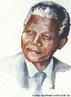 Nelson Mandela é o principal representante do movimento anti-apartheid. Condenado a prisão perpétua pelo governo sulafricano na década de 1960, foi libertado em 1990, e eleito presidente da África do Sul nas primeiras eleições multirraciais do país, ocorridas em 1994. <br/> <br/> Palavras-chave: segregação racial, relações de poder, Apartheid, relações culturais, África do Sul.